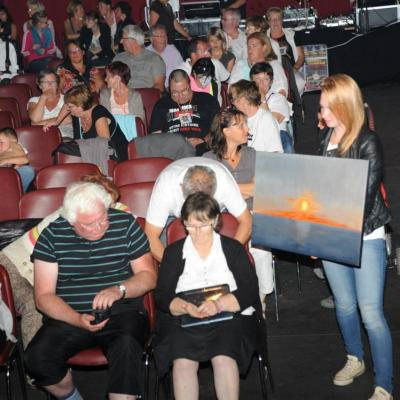 Spectacle Talents en Scène le Samedi 31 août 2013