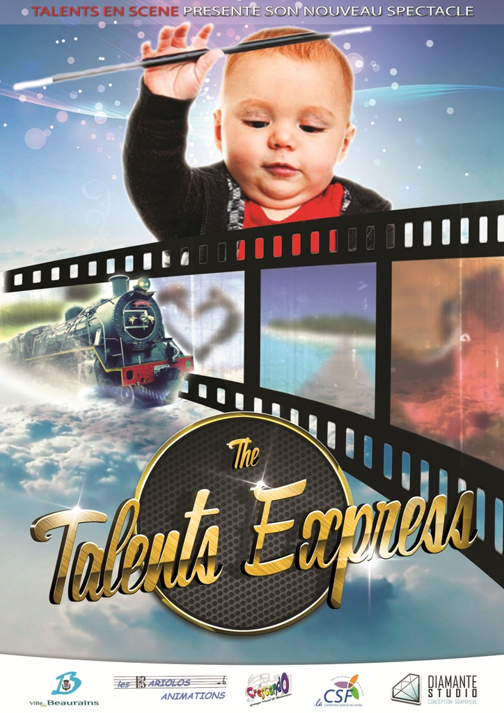 Spectacle avril 2016  - The Talents Express