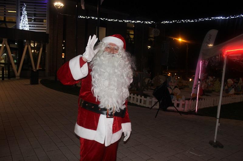 11- le père Noël