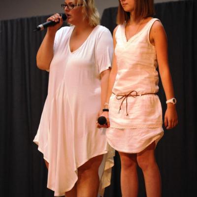 Spectacle Talents en Scène dimanche 1er septembre 2013