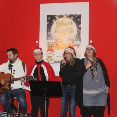 Concert au théatre d'Arras le 15 décembre 2018