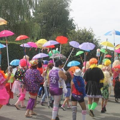Brocante et carnaval de Beaurains le 9 septembre 2018