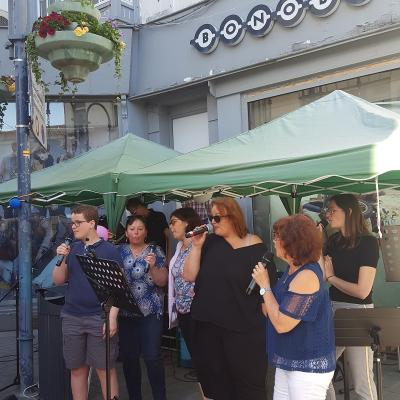 Fête de la musique - Arras le 21 juin 2019