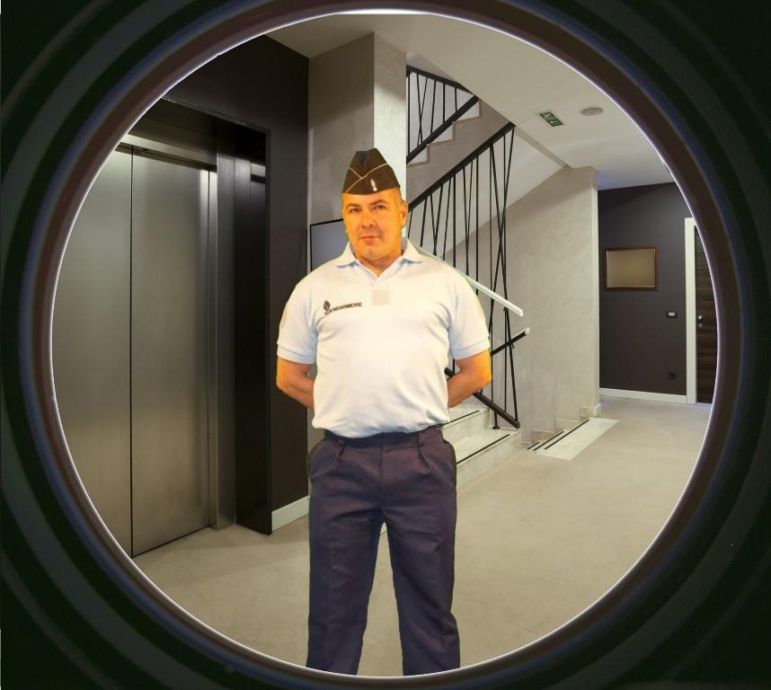 Gendarme Chef