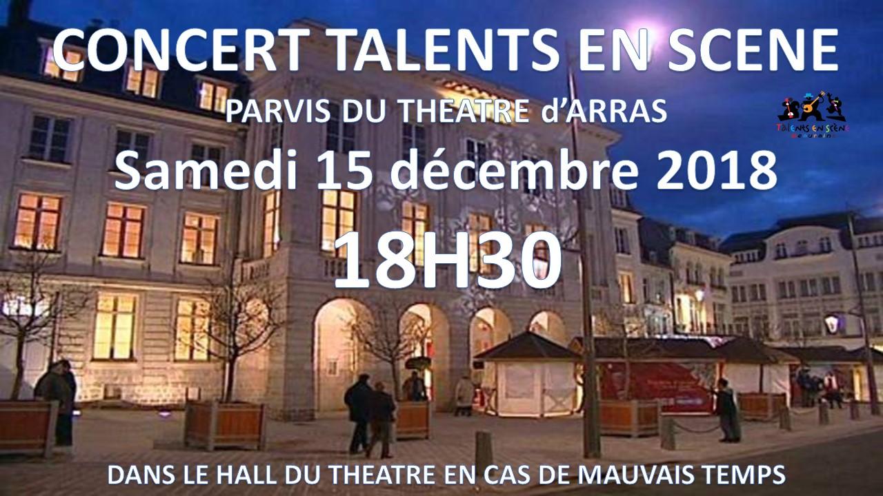 Concert theatre arras