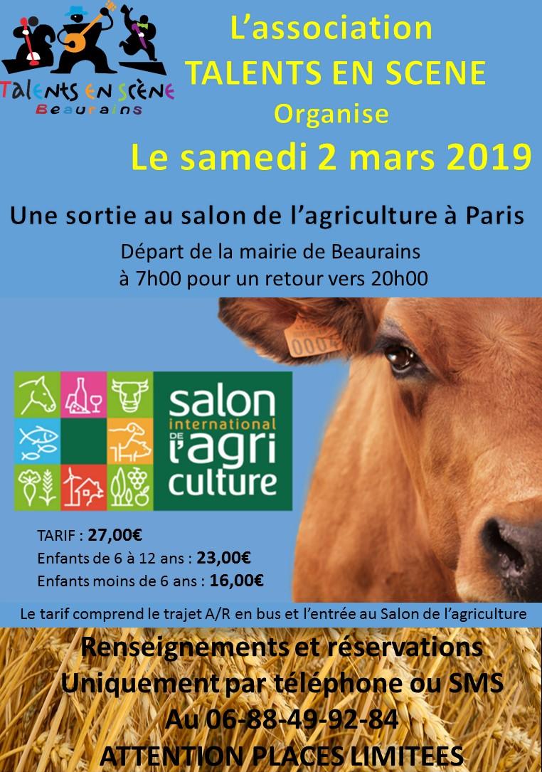 O sortie 2019 03 salon de l agriculture paris